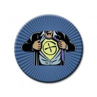 "Badge Supergeocacheur ""Logo"""