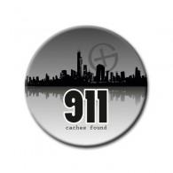 Badge 911 caches found !
