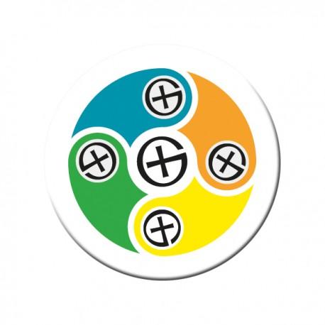 Badge Logos Geocaching