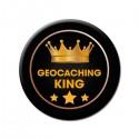 Badge Geocaching King