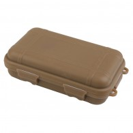 Small Cache Waterproof - Marron