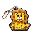 Travel Tag Lion