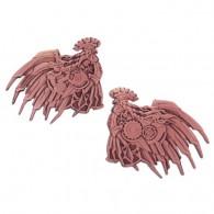 Steampunk Rooster Geocoin