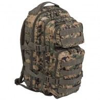 Sac à dos US Assault Pack 30L - Digital Woodland