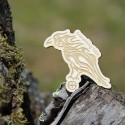 Geocaching Tribe - Wooden Crow