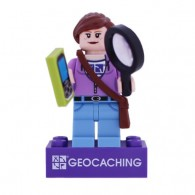 Figurine LEGO trackable - Hidey Finder