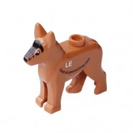 Figurine LEGO trackable - Dog