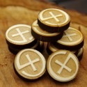 Mini Logo GC - Wooden Swag x10