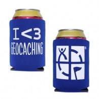 Geocaching Coozy - Bleu