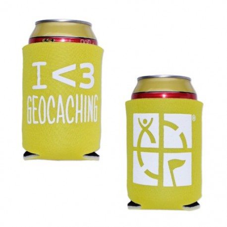 Geocaching Coozy - Jaune