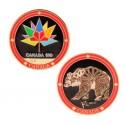 Canada Bear Geocoin - Edition Limitée