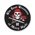 Sticker - The Lost Treasure of Mary Hyde