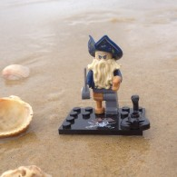 Figurine Pirate Brick - Davy