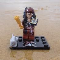 Figurine Pirate Brick - Jack