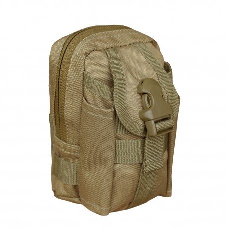 Pochette ceinturon Commando - Sable