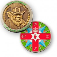 Luck of the Find Geocoin