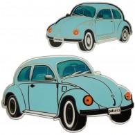 Geo-Beetle (Geo-Bug) Geocoin - Blue