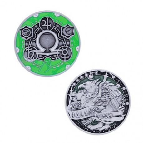 Zodiac Geocoin - Libra (Balance)
