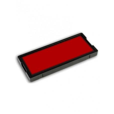 """Encrier - Recharge pour Colop Pocket stamp """"Plus"""" 20 - Rouge"""