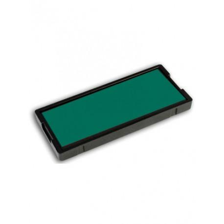 """Encrier - Recharge pour Colop Pocket stamp """"Plus"""" 20 - Vert"""