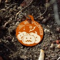 Travel Tag Geo-Halloween - Pumpkins