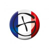 Badge Geocaching - France