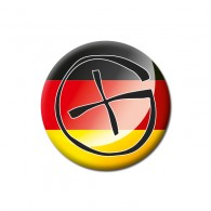 Badge Geocaching - Allemagne