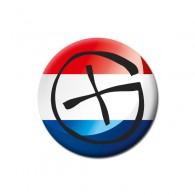 Badge Geocaching - Pays-Bas