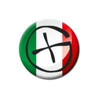Badge Geocaching - Italie