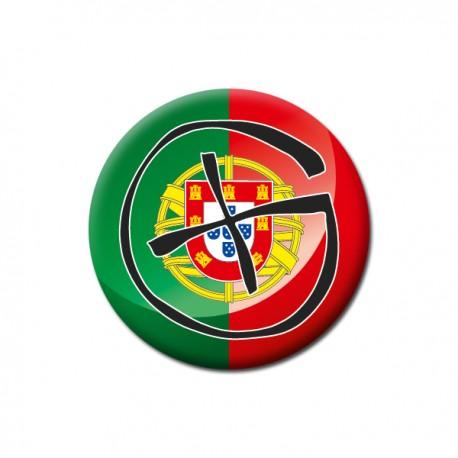 Badge Geocaching - Portugal