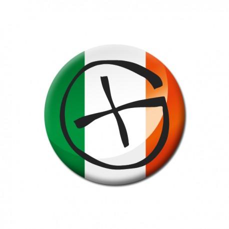 Badge Geocaching - Irlande