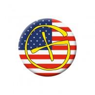 Badge Geocaching - Etats-Unis