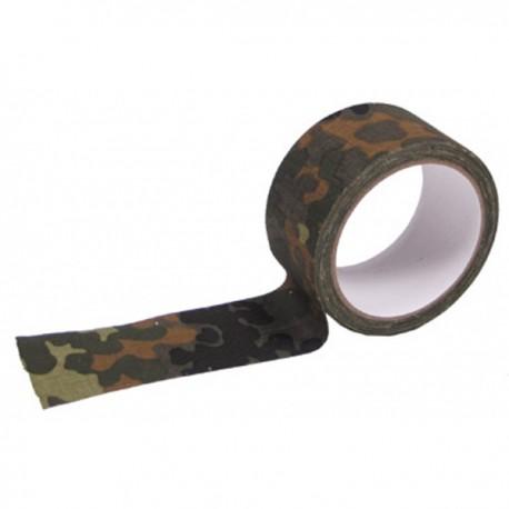 Ruban adhésif tissé - Camouflage (10m)