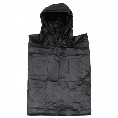 Poncho de pluie - Noir