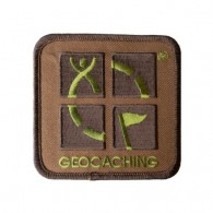 Geo Patch Groundspeak - Camo