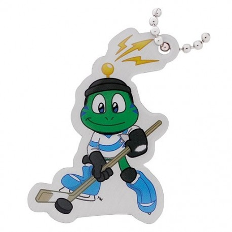 Signal the Frog® Winter Sports Travel Tag - Hockey