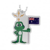 Travel Tag : Australia - Where in the World is Signal the Frog®?
