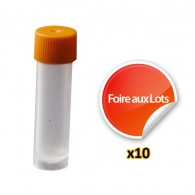 Cryotube 4ml - Lot de 10
