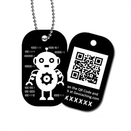 Travel Tag QRobot - Oxo