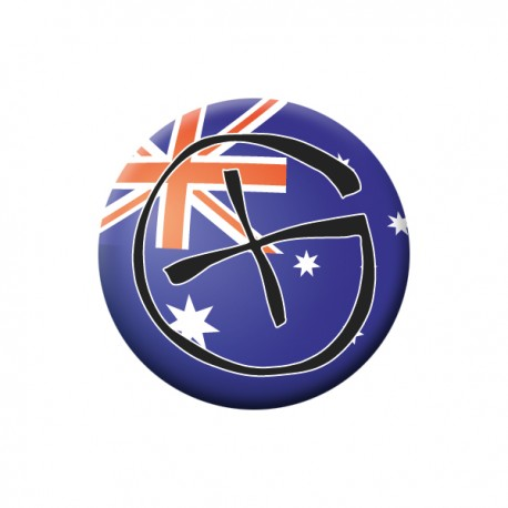 Badge Geocaching - Australie