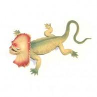 "Cache ""Créature"" Reptile - Gros Lézard"