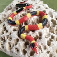 """Cache """"Créature"""" Reptile - Serpent"""