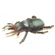 """Cache """"Créature"""" Insecte - Gros Scarabée Noir"""