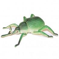 """Cache """"Créature"""" Insecte - Gros Scarabée Vert"""