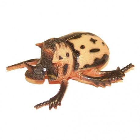 """Cache """"Créature"""" Insecte - Gros Scarabée Tricorne"""