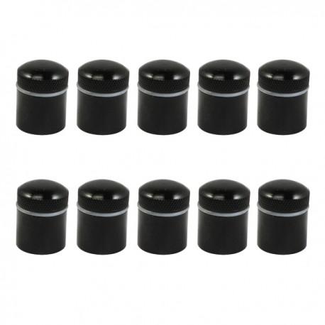 Nano Bison® magnétique noire X10