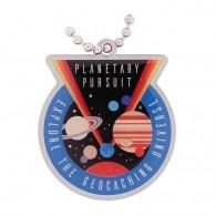 Planetary Pursuit Travel Tag