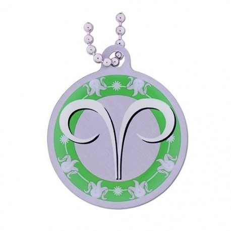 Zodiac Travel Tag - Aries (Bélier)