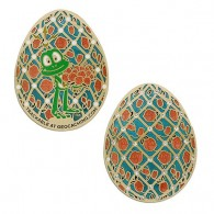 Limited Edition Signal the Frog® Egg Geocoin