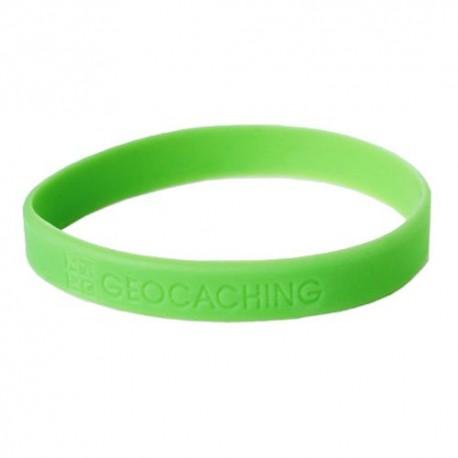 Bracelet Official Logo Geocaching - Vert
